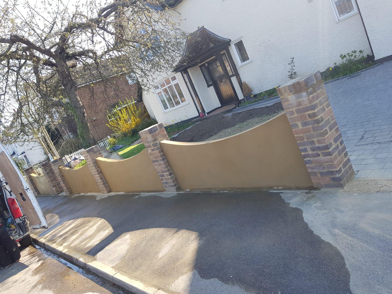 Driveway Re-design Kent
