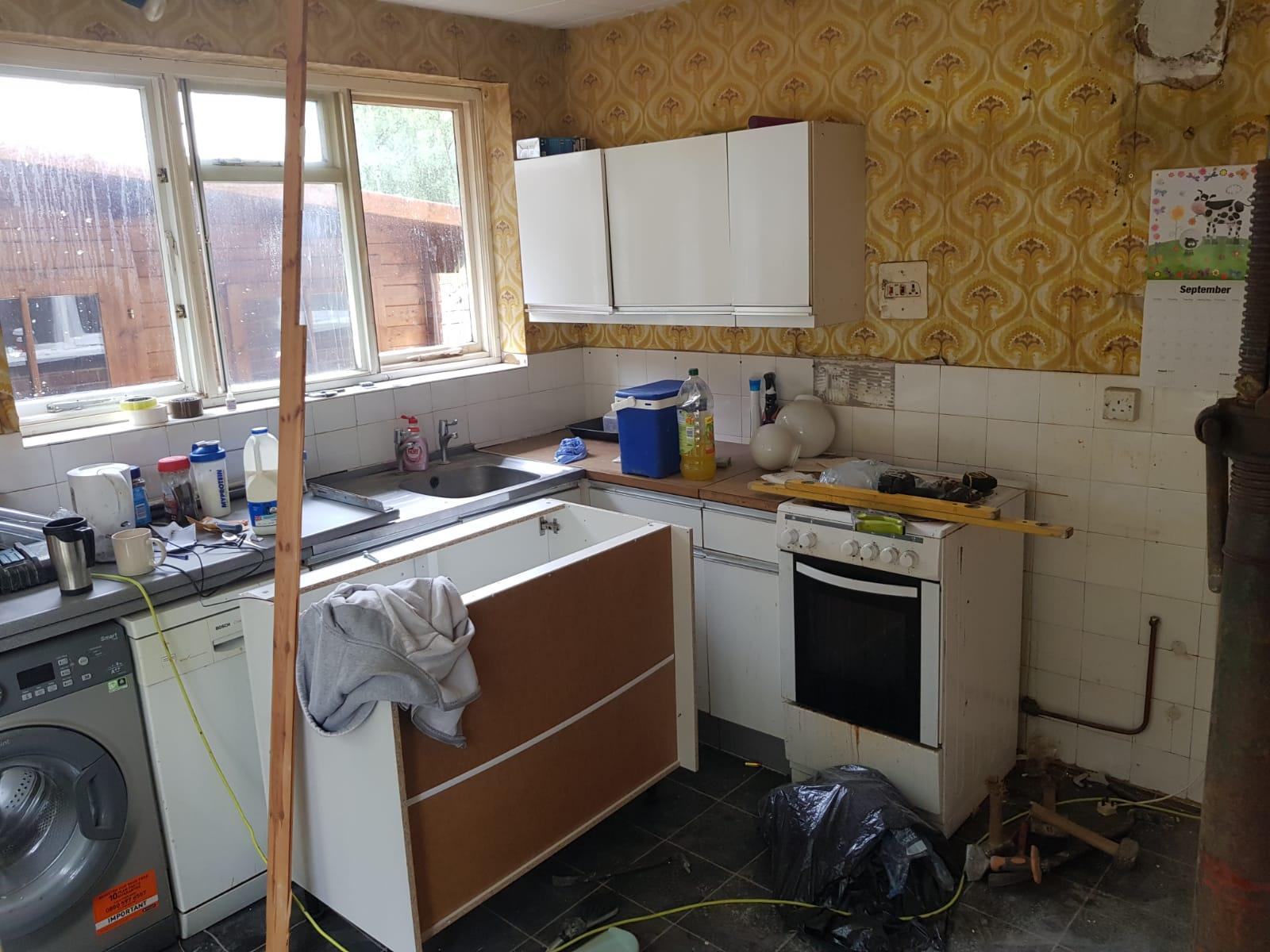 Kitchen Diner Bathroom Refurbishment Kent