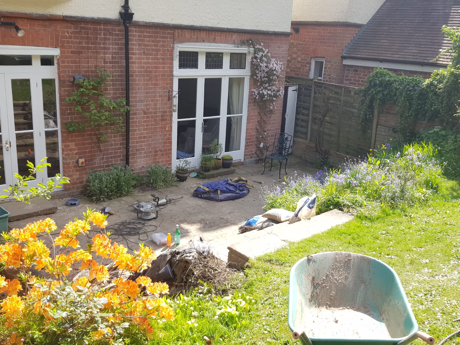 Landscaping and Construction Kent