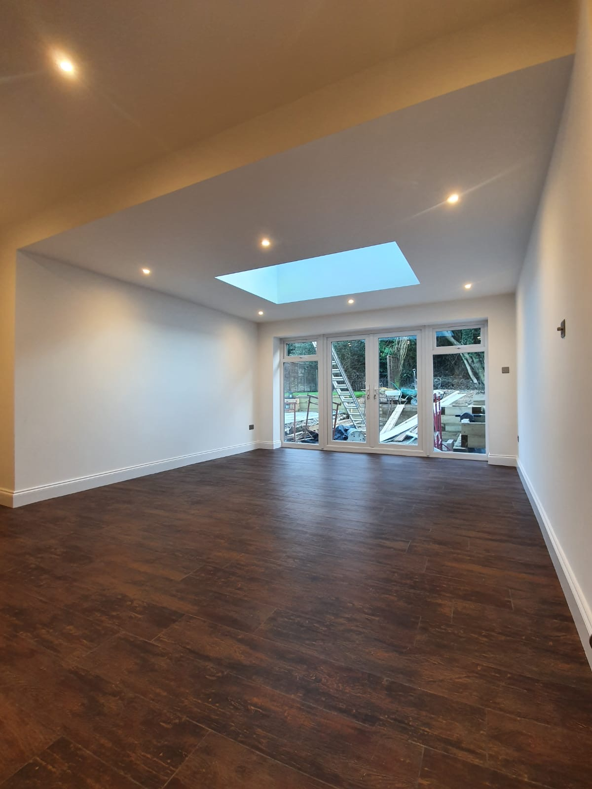 Rear Extension with Full House Refurb 1