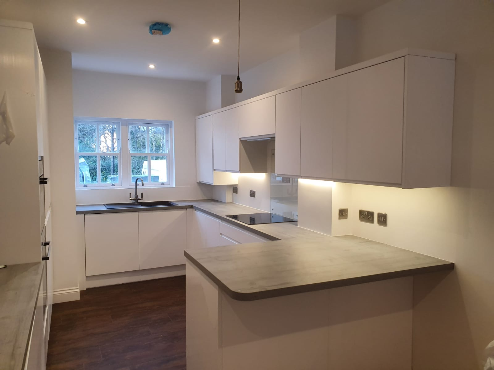 Rear Extension with Full House Refurb